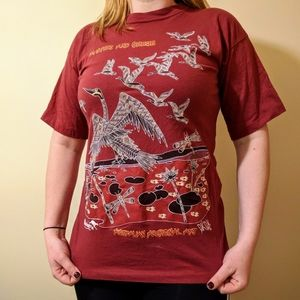 Magpies & Geese T-shirt